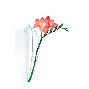 Vase à suspendre en verre transparent MU
