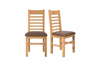 Lot de 2 Chaises Boston