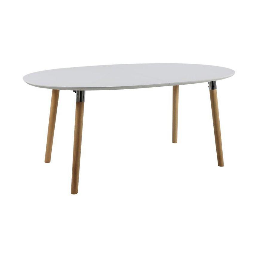Table De Salle A Manger Extensible Sven