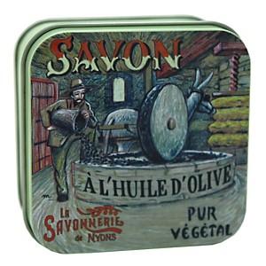 Savon Lavande 100 g et Boite Métal Le Mo