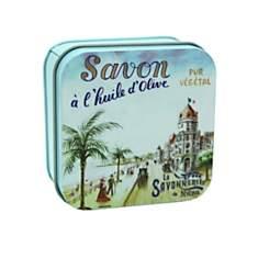 Savon Lavande 100 g et Boite Métal Prome...