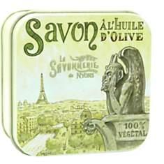 Savon Rose de Mai 100 g et Boite Métal G...