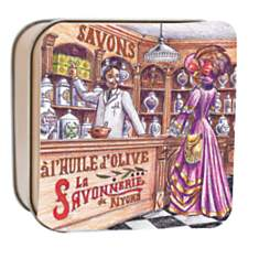 Savon Verveine 100 g et Boite Métal La P...
