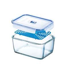 Boîte hermétique en verre avec grille Pu...