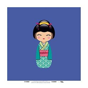 Kokeshi 1 (Ladyleia)