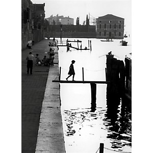 Fondamenta Nuove, Venise, Italie, 1959 (Willy Ronis)