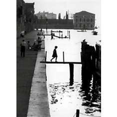 Fondamenta Nuove, Venise, Italie, 1959 (...