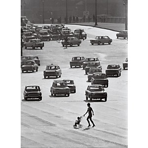 La meute, 1969 (Robert Doisneau)