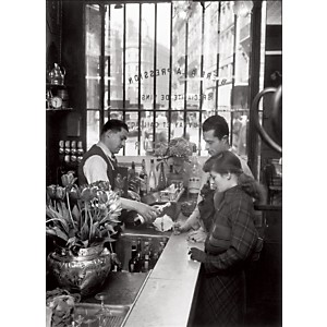 Paris, 1948 (Willy Ronis)