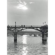 La passerelle des Arts, 1964 (Willy Roni...