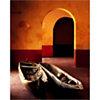 Carthagène, Colombie, Bernard TOUILLON, affiche 24x30 cm