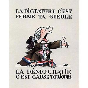 Bicentenaire de la Révolution Française, 1989 , LOUP, affiche 24x30 cm