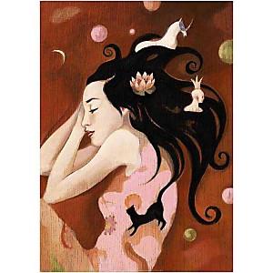 Dream , Aline BUREAU, affiche 50x70 cm