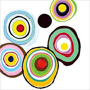 Pensando a te , Alberto CONT, affiche 70x70 cm