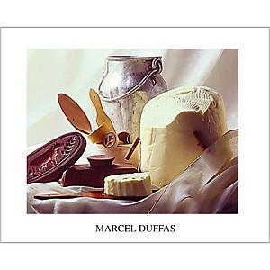 Marcel DUFFAS, affiche 40x50 cm