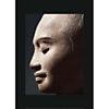 Portrait présumé de Jayavarman VII (détail) / Cambodia, affiche 50x70 cm