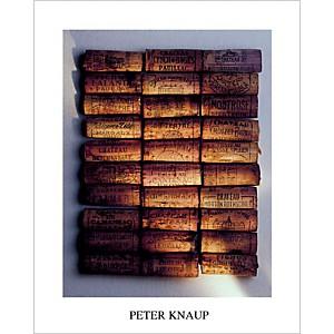 Bordeaux , Peter KNAUP, affiche 40x50 cm