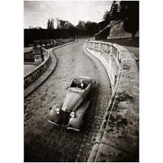 Cabriolet, France, 1936, Robert DOISNEAU...