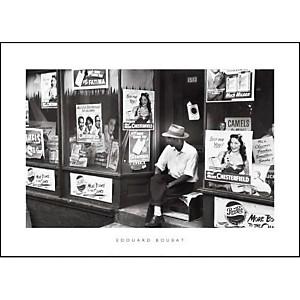 USA, 1959 , Edouard BOUBAT (1923-1999), affiche 50x70 cm
