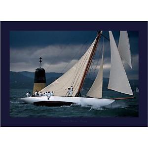 Tuiga , Valéry HACHE, affiche 50x70 cm