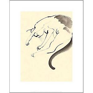 Jeu, Aurore DE LA MORINERIE, affiche 40x50 cm