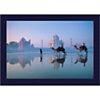 Taj Mahal, Inde, Frans LEMMENS, affiche 50x70 cm