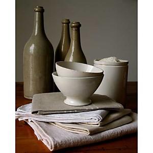 Bols et bouteilles, Céline SACHS-JEANTET, affiche 40x50 cm