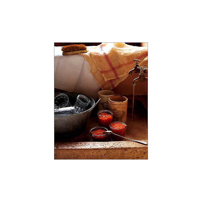 Confiture de carottes, Kim-CUC, affiche 24x30 cm