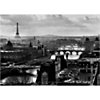 Les ponts de Paris, 1991, Peter TURNLEY, affiche 50x70 cm