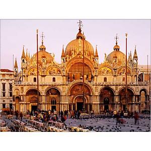 Basilique Saint-Marc, Venise, Italie, SIME, affiche 30x40 cm