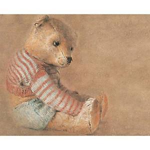 Tiré du livre The Idle Bear, Robert INGPEN, affiche 24x30 cm