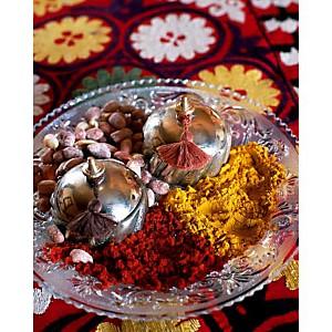 Epices, Maroc, Benjamin MAMET, affiche 40x50 cm