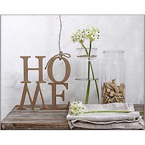 L'atelier d'Amélie : Home, Amélie VUILLON, affiche 40x50 cm