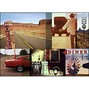 Las Vegas : on the road , Atelier Nouvelles Images, affiche 50x70 cm