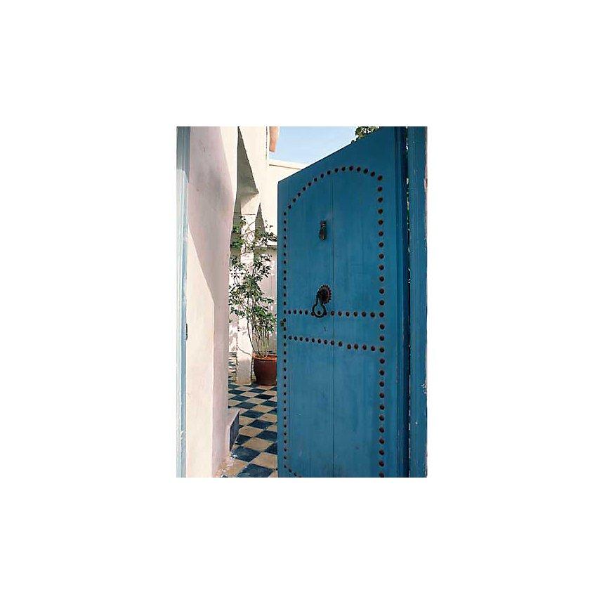 Maroc, Von SCHAEWEN-CARDINALE, affiche 50x70 cm