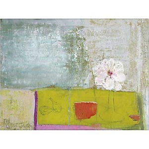 Peony , Charlotte CULOT, affiche 60x80 cm