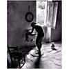 Nu provençal, Gordes, 1949, Willy RONIS (1910-2009), affiche 24x30 cm