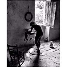 Nu provençal, Gordes, 1949, Willy RONIS ...