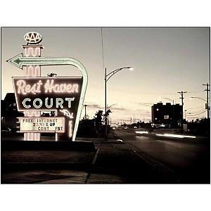 USA, Missouri, Route 66, Springfied , Jon ARNOLD, affiche 60x80 cm