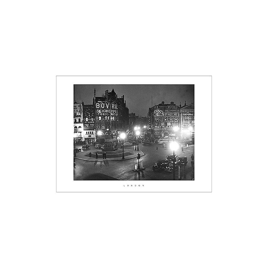 Londres, SUMITS, affiche 60x80 cm