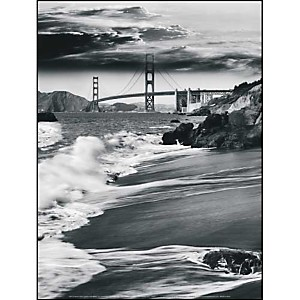 Golden Gate Bridge, San Francisco, California, USA , JoSon, affiche 30x40 cm
