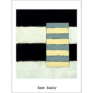Saba , Sean SCULLY, affiche 60x80 cm