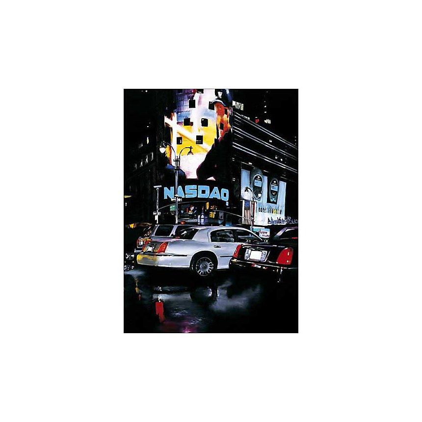 NY Icons , Christophe SUSBIELLES, affiche 50x70 cm