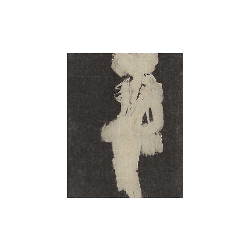 Silhouette 1 , Aurore DE LA MORINERIE, affiche 40x50 cm