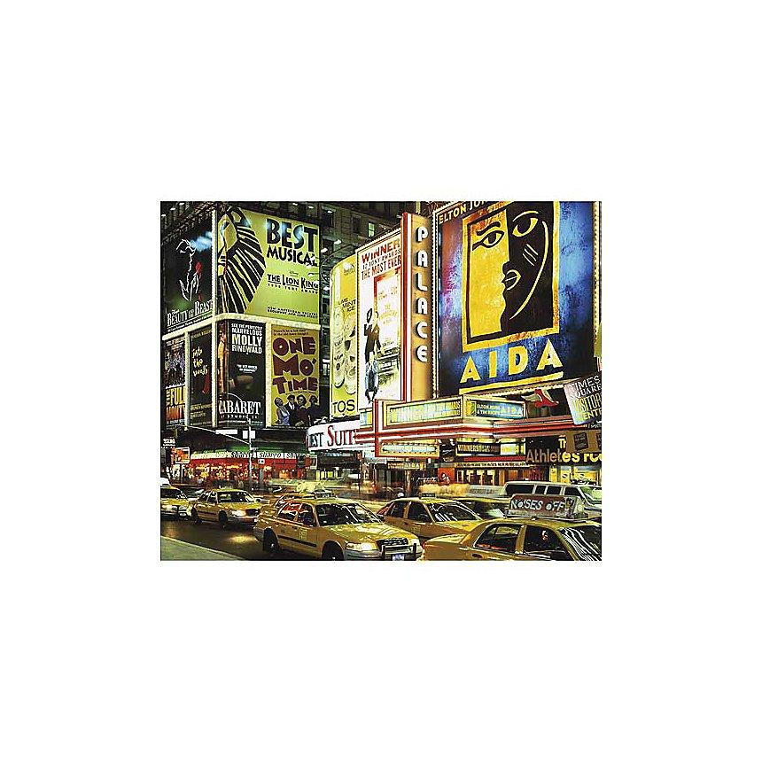 Times Square, New York, USA , TOMII, affiche 50x70 cm