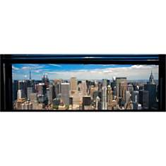 Vue sur Midtown Manhattan / Midtown Wind...
