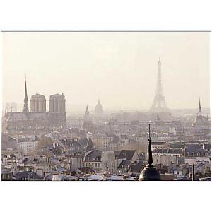 Paris , Eric BOUVET, affiche 50x70 cm