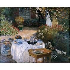 Le déjeuner, Claude MONET (1840-1926), a...