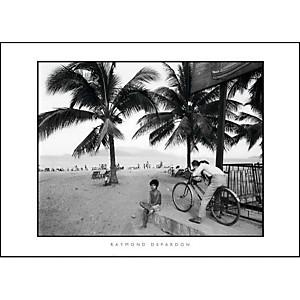 Nha Trang, 1992 , Raymond DEPARDON, affiche 50x70 cm