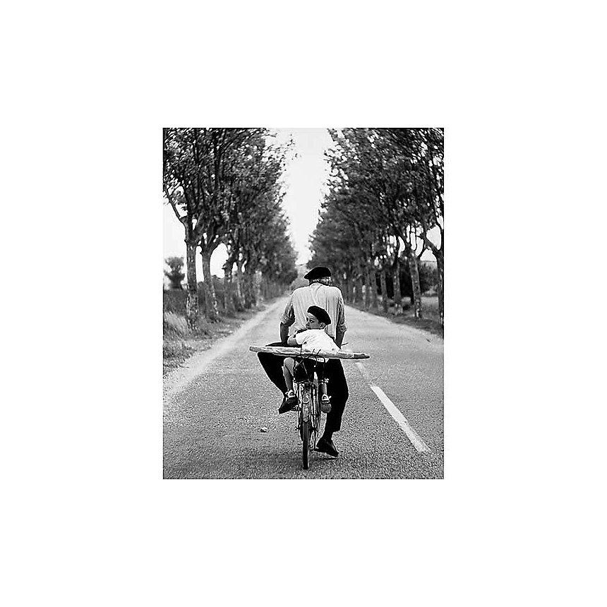 France, Elliott ERWITT, affiche 24x30 cm
